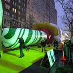 Macy's Day Parade floats