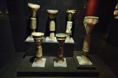 Museo Larco tazones y cuencos Chimú 5284 Sala Recipientes Ceremoniales Lima Peru