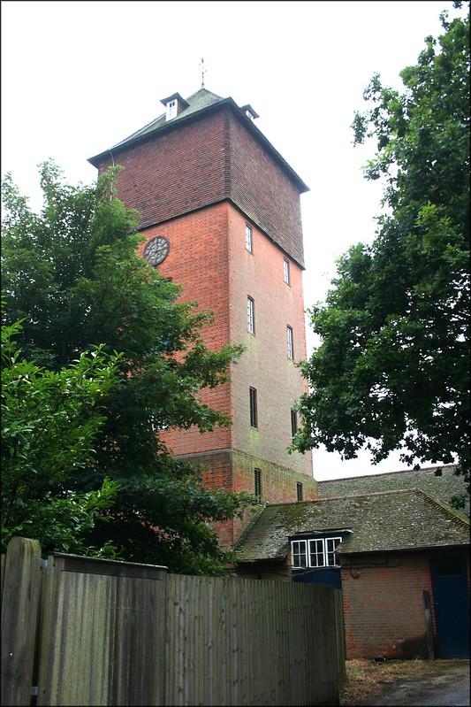 Exbury water tower?