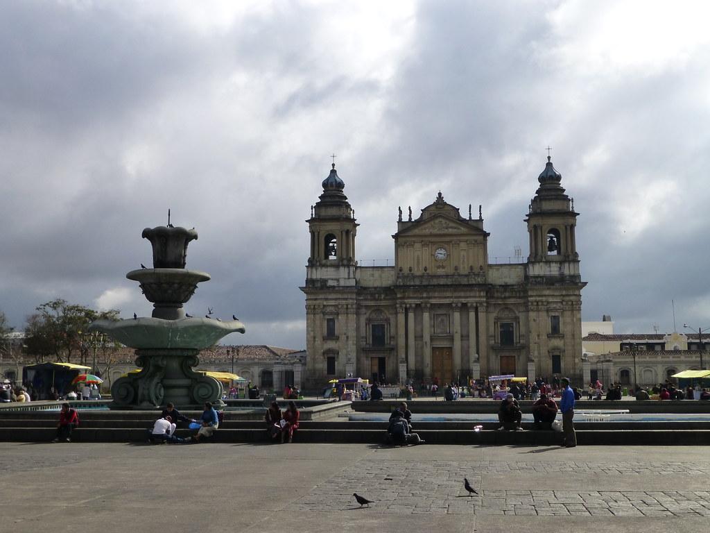 Guatemala City, Guatemala, January 2014