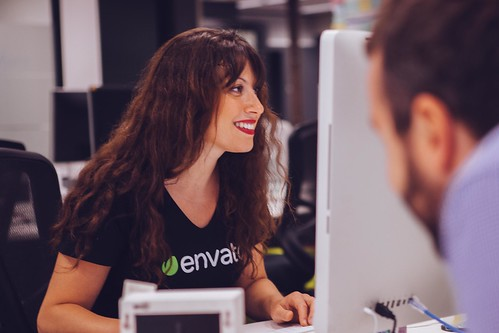 Around the Envato Office - Selina | by envato