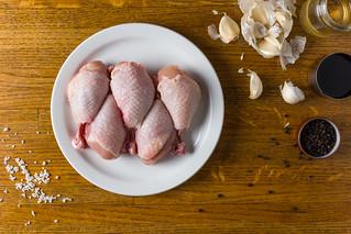 Chicken Adobo prep | by hungry.jackli