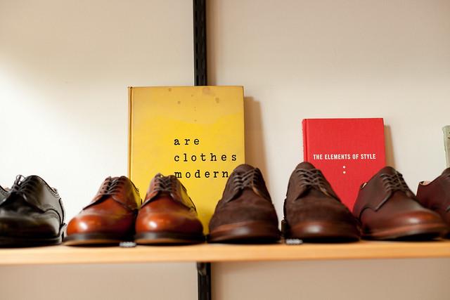 Alden Footwear