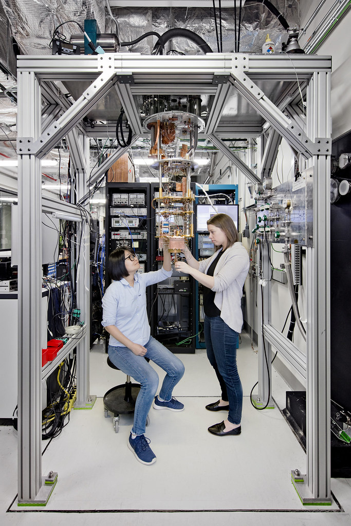 IBM Building Quantum Computers for Business and Science - 'IBM Q'