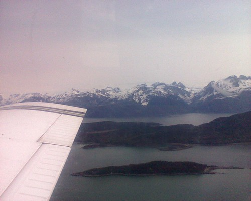 flight to haines   by fractalnavel