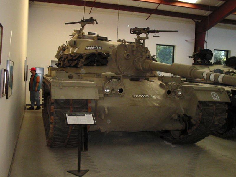 M48A4 Magach 3 (4)