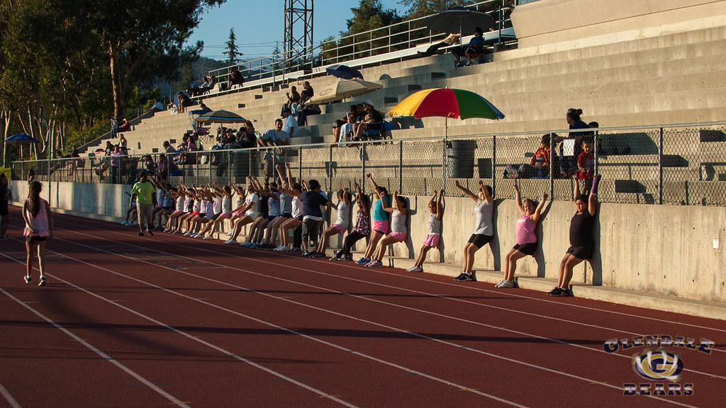 Glendale Bears | 2013 First day of practice @ Occidental ... |Glendale Bears 2013
