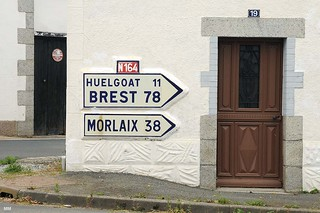 Flèches Murales Bretonnes