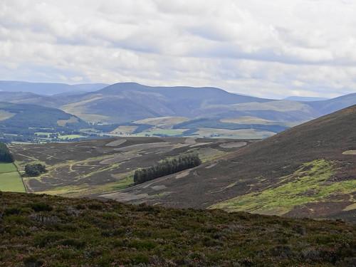 landscape scotland scenery views tintohill