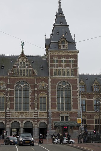 Rijksmuseum  |  Amsterdam  |  Netherlands | by Nouhailler