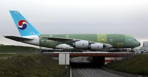 Towed msn130 F-WWSD 7/2/2014   by A380_TLS_A350