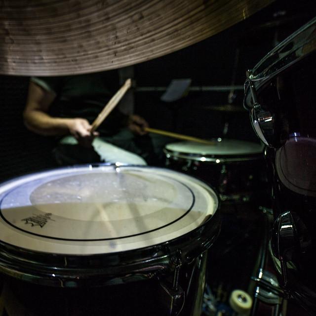 Inside the sound