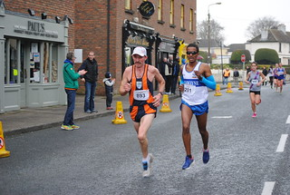 The 45th Dunboyne AC Four Mile Road Race 2014   by Peter Mooney