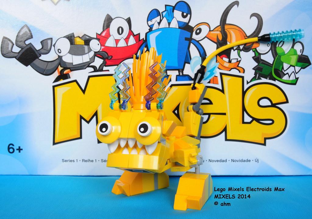 Mixels Electroids Max