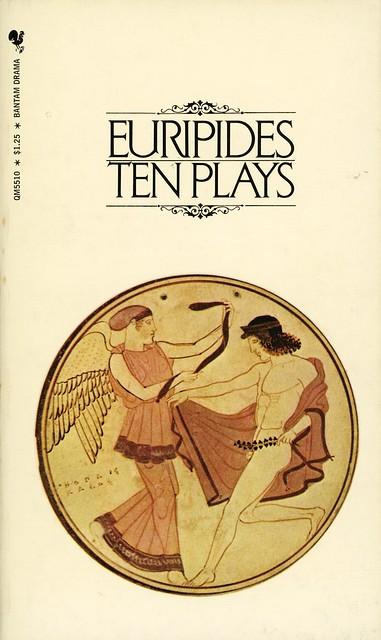 Bantam Books QM5510 - Euripides - Ten Plays