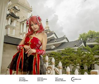 Ann as Misaki
