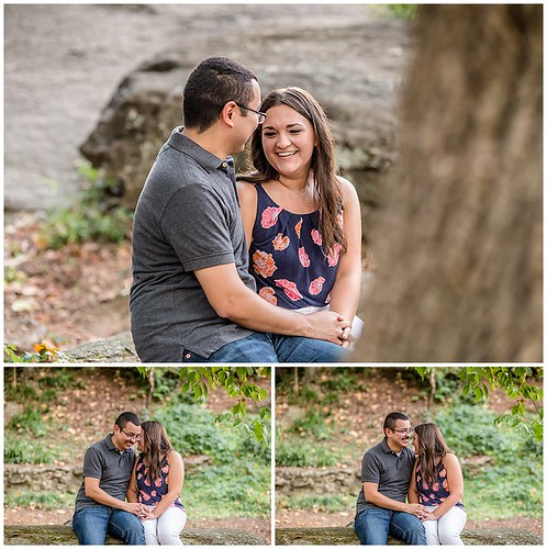 Engagement photos falls park | by hawklady1