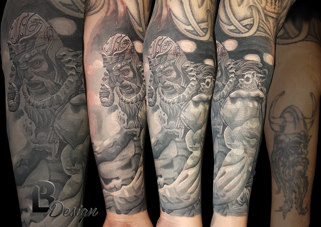 coverup | BL Design Tattoo Studio | Flickr