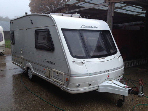 Swift-Corniche-luxury-2-berth-2000 | by T Giles Caravans