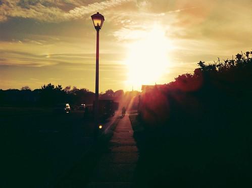 sunset folks lalalalala homie lolz dealbeach mobilephotography iphone4 uploaded:by=flickrmobile flickriosapp:filter=iguana iguanafilter thisisityo