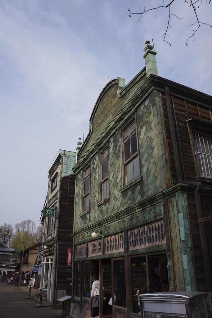 Edo-Tokyo Open Air Architectural Museum / 江戸東京たてもの園