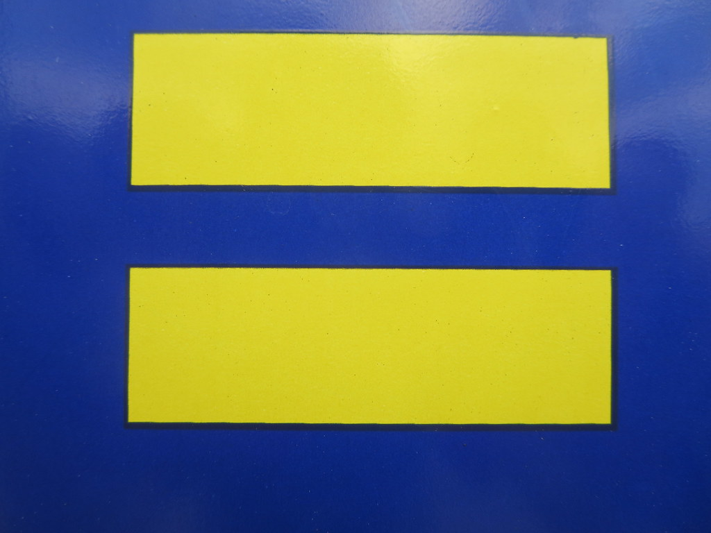 Hrc Human Rights Campaign Equality Sticker Asbury Park Is