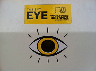 This is my eye   by Tom T