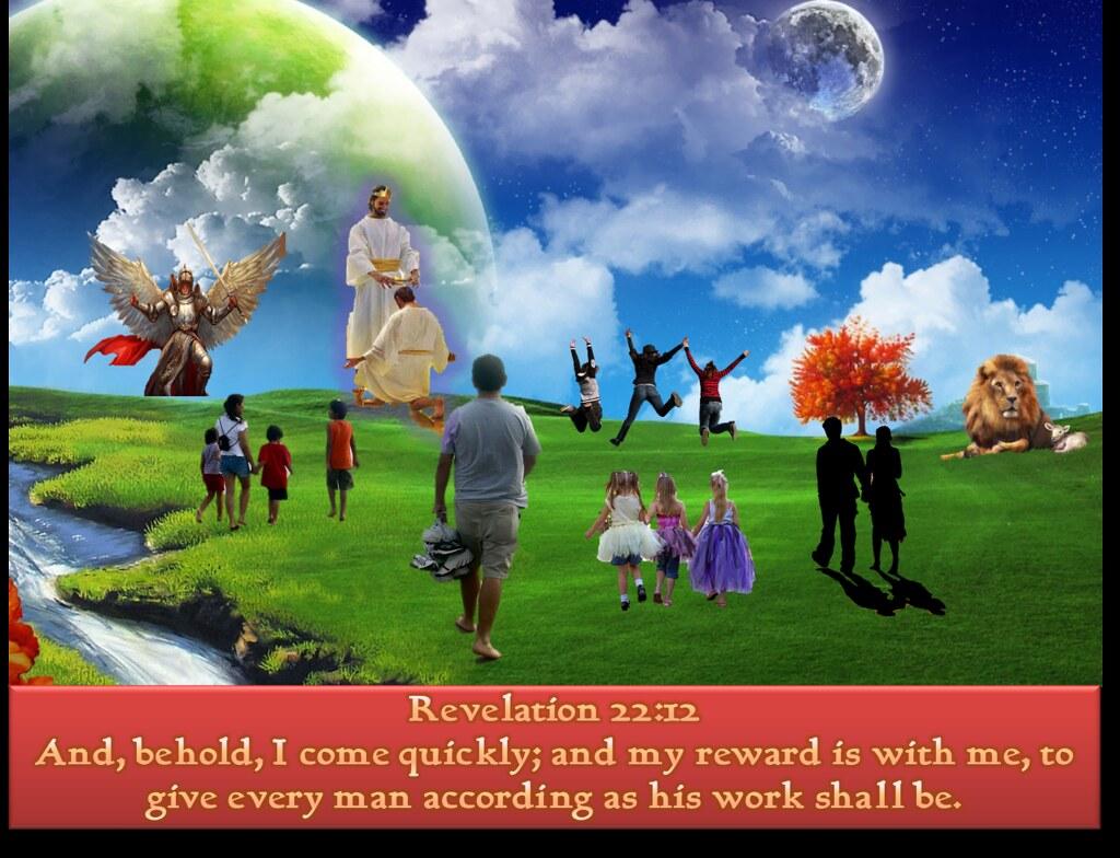 revelation 22-12 parsonrob rob madden creations | One day we… | Flickr
