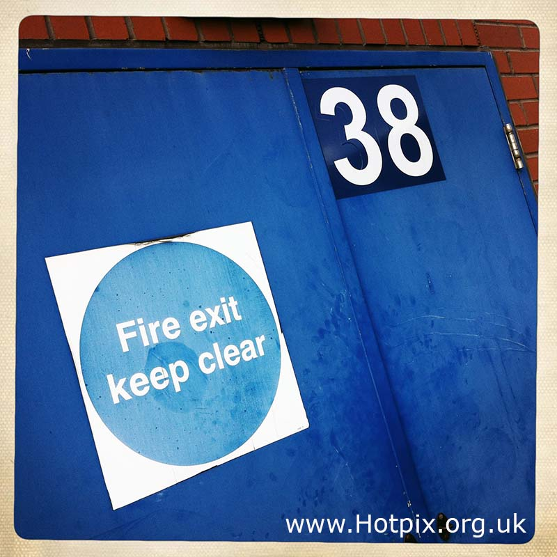 38,thirtyeight,thirty,eight,three,3,8,door,blue,rugby,Warrington,RL,Wolves,Cheshire,Fire,Exit,Keep,clear,number,numbers,series,no,nos,nombre,tony,smith,tonysmith,hotpix,f16toe
