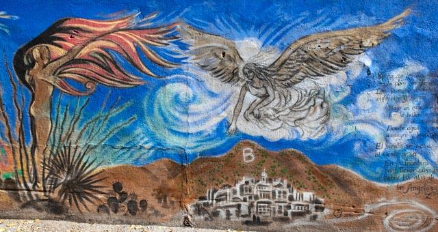 Street art in Bisbee