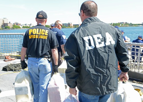 Coast Guard Cutter Dependable Drug Bust | by Coast Guard News