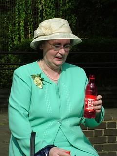 Edith's mum Isobel