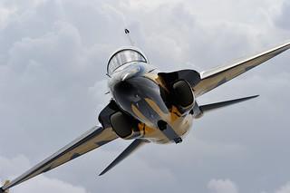T-50B Blackeagles Demo Flight