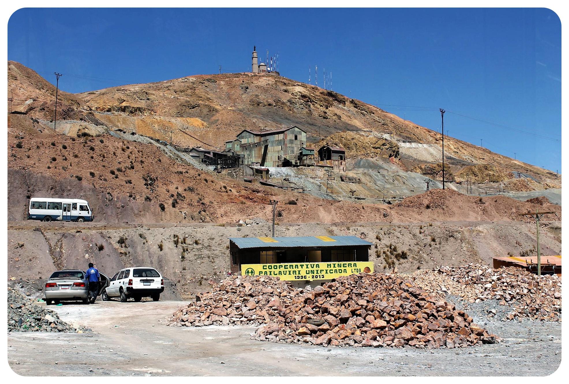 potosi cerro rico silver mine