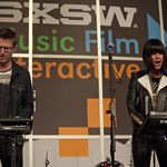 Fri, 14/03/2014 - 3:46pm - At the Public Radio Rocks Day Stage, March 14, 2014. Photo by Laura Fedele