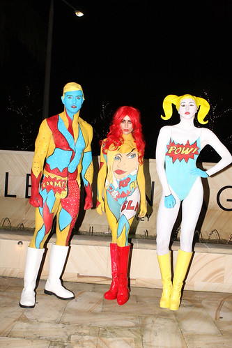 Pop Art Bodypainting | by Eva Rinaldi Celebrity and Live Music Photographer