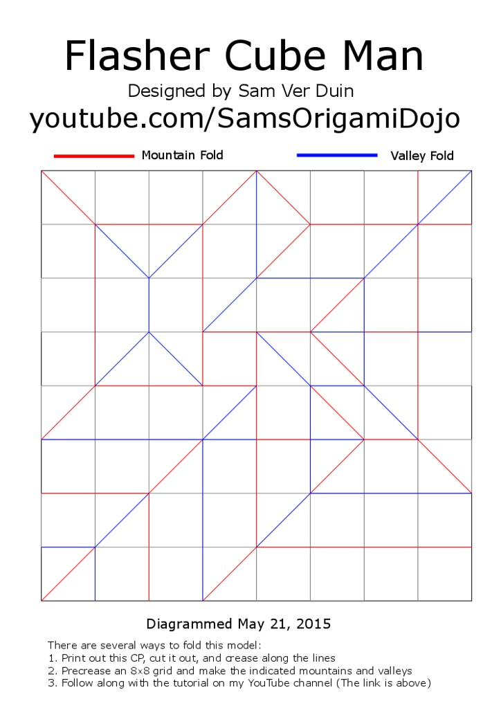 Origami Mink Easy - YouTube (With images) | Origami, Origami paper ... | 1023x724