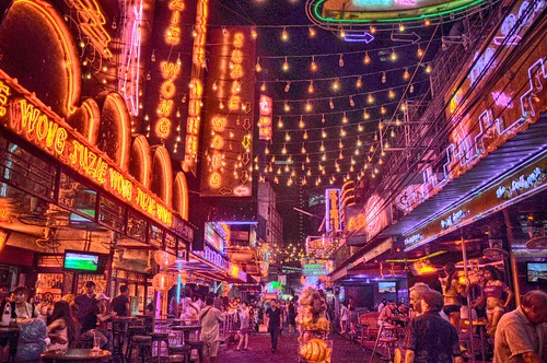 Neon Lights of Bangkok | by Eustaquio Santimano