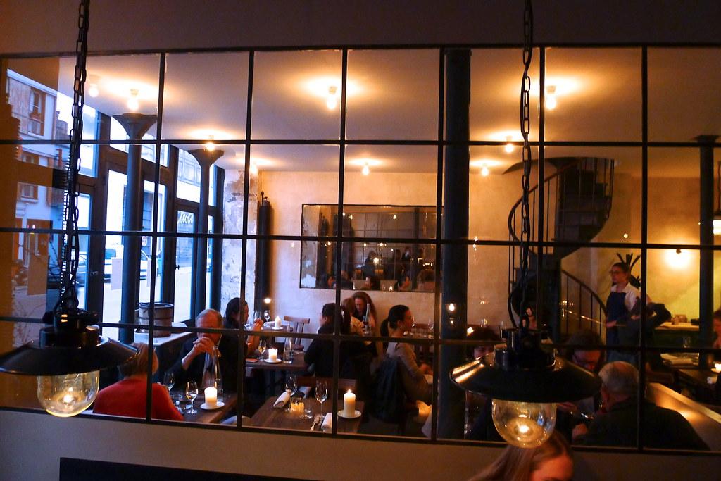 Restaurant Septime, Paris