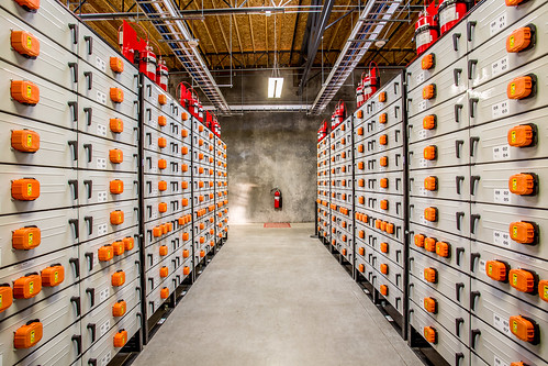 Energy Storage System | by portland general