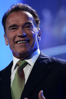 Arnold Schwarzenegger | by Eva Rinaldi Celebrity and Live Music Photographer