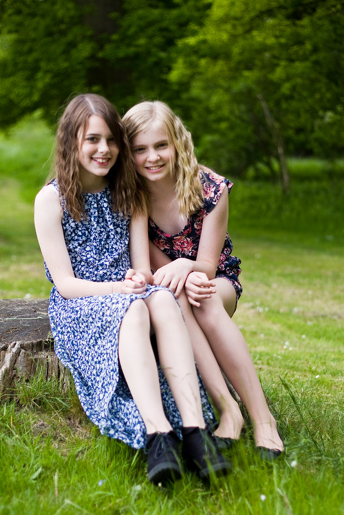 Skye and Jess 4 | My daughter Skye and her friend wanted
