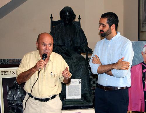 San Carlos Board member Joe Garrido 7-9-2013