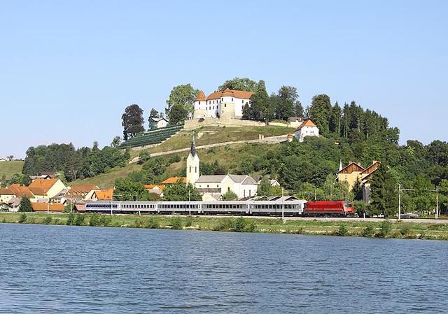 SZ 541 108, Sevnica, 29 August 2013