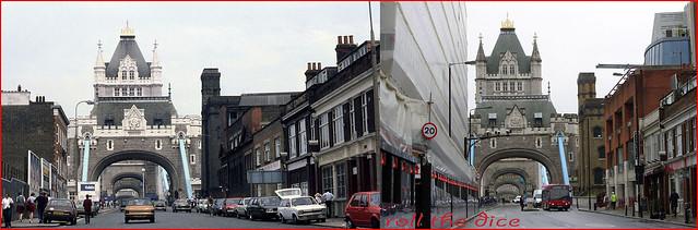 Tower Bridge Road`1982-2013
