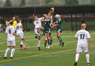 Cascades soccer - women vs UNBC 19 | by University of the Fraser Valley