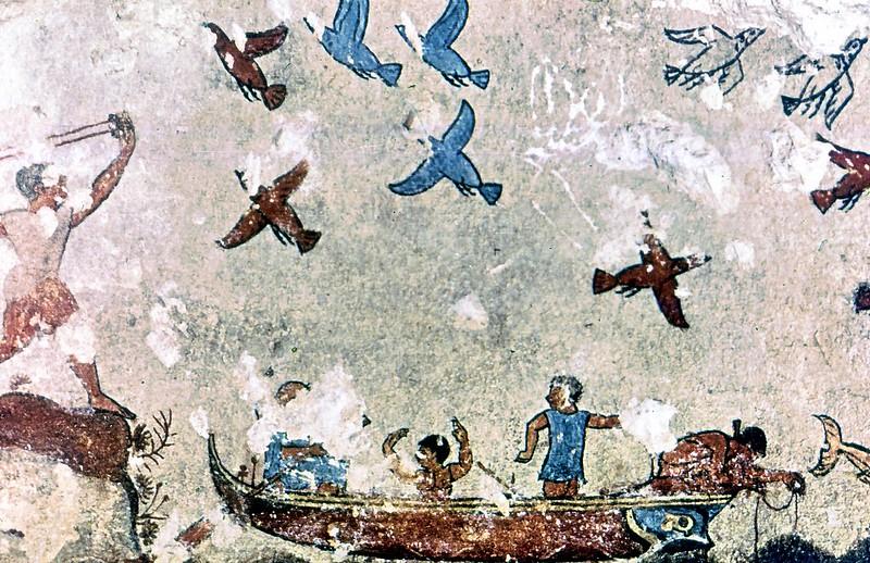 Tomba della Caccia & Pesca-