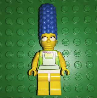 LEGO The Simpsons Marge | by tormentalous