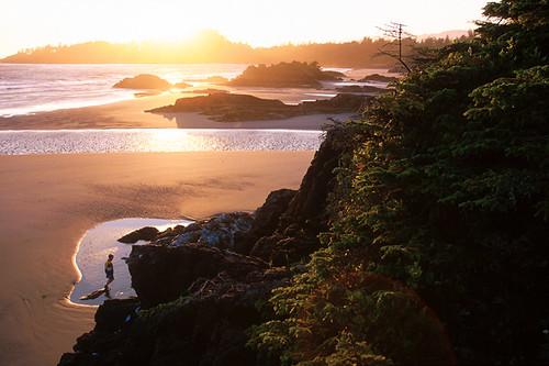 Vargas Island Provincial Park, Tofino, Clayoquot Sound, Vancouver Island, British Columbia