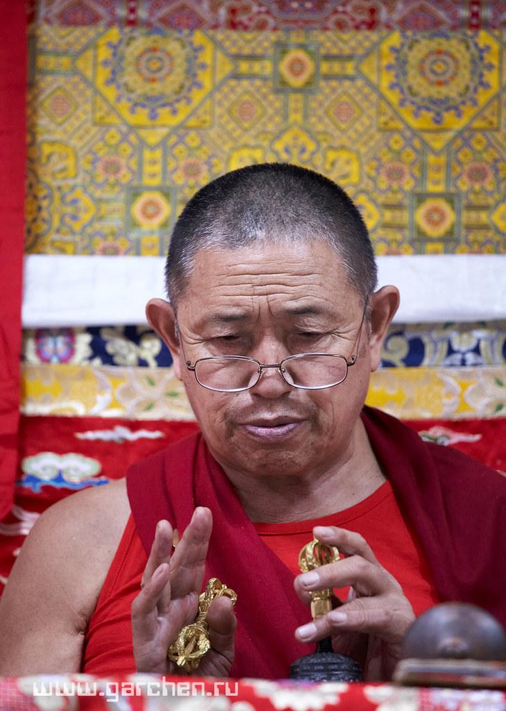 Кьябдже Гарчен Ринпоче / Kyabje Garchen Rinpoche | Drikung Kagyu Ratna Shri  | Flickr